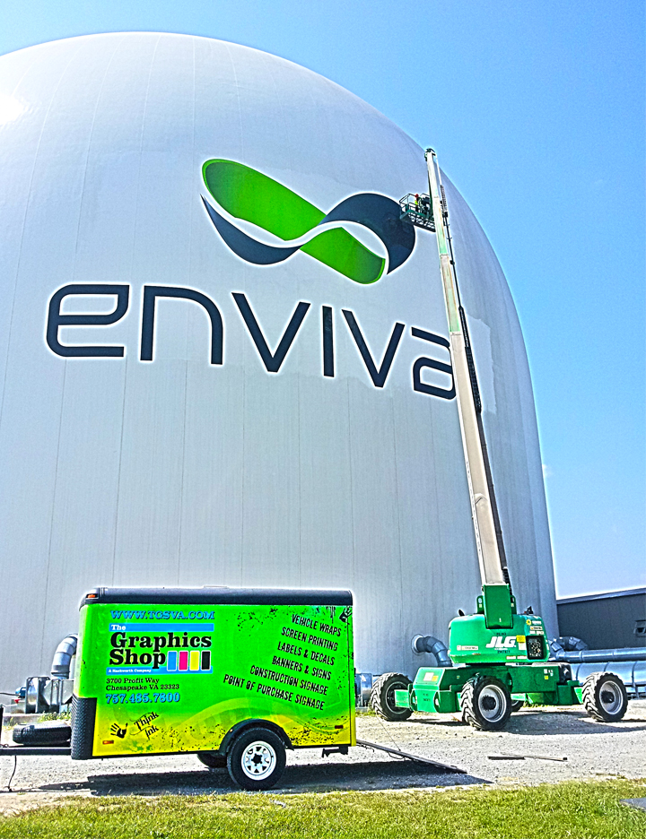 Enviva Dome Wrap